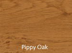oak bath panel swatch